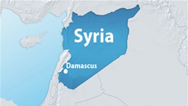 Syrian rebel group studies local truce near Damascus