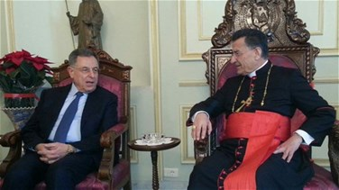 REPORT: Aoun from Bkerke: We carried great news for the Patriarch