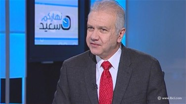 MP Karam to LBCI: Aoun is not carrying March 8 agenda to...