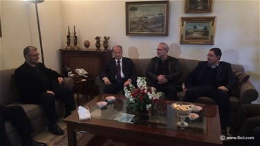 Hezbollah delegation in Rabieh to meet with MP Aoun