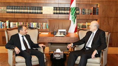 Mikati meets with Bassil: Presidential vacuum will last