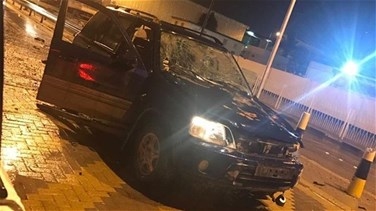 "Man and wife injured by ""terrorist explosion"" in Bahrain"