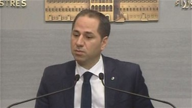 Gemayel from Serail: We will face a dilemma as of February 21