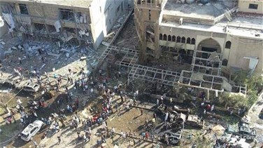 REPORT: Death toll on the rise after two explosions rock northern Lebanese city of Tripoli