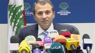 Bassil: Issue of Syrian refugees pose threat to Lebanese entity