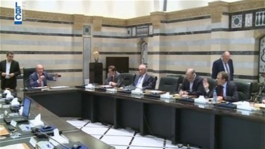 REPORT: Cabinet session opens with heated dispute between PM Salam, Minister Bassil