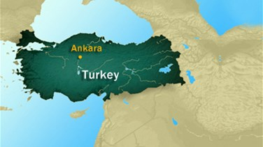 Turkish military aircraft crashed in Syria