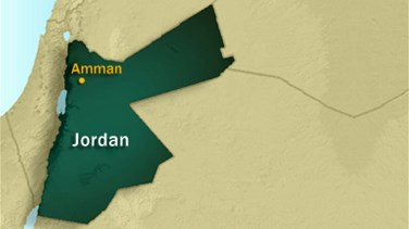 Jordanian border guards arrest armed group