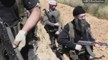 Exclusive to LBCI: Video of Assir fighting in Syria's Qussair