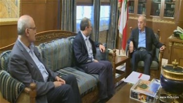 REPORT: Bassil after meeting Berri: Controversial issues about gas and oil file were agreed upon