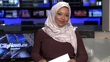 Reporter Becomes Canada's First Hijab-Wearing TV News Anchor