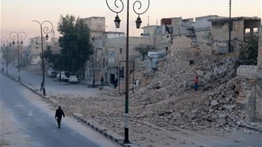 Syrian government advances into rebel-held east Aleppo