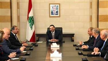 PM Hariri says committed to holding parliamentary elections on their due time
