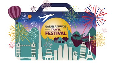Qatar Airways Unveils Its Biggest Travel Festival Ever for 2017