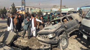 UAE says ambassador to Afghanistan dies of bomb attack wounds