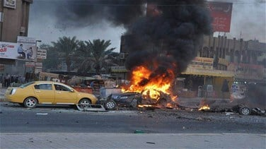 Suicide truck bomber kills at least 15 in Sadr City suburb of Baghdad -security sources