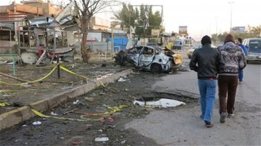 Baghdad car bomb kills at least 18, wounds about 50 - medics