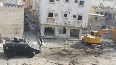 Saudi security forces flatten old quarter of Shi'ite town
