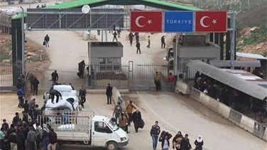 Turkey limits border traffic at Syria crossing - customs minister