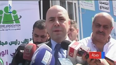 REPORT: Minister of Health Hasbani: Lebanon is immune against spread of epidemics