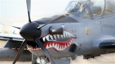 Lebanese army receives 2 Super Tucano aircrafts from US