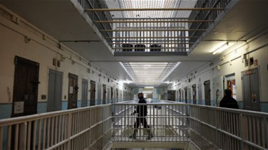 Two prison inmates under investigation for plotting attacks in France