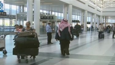 REPORT: Activity of Beirut airport after travel warnings