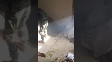 [PHOTOS+VIDEO] Drugs and weapons seized during raids in Dar al-Wesaa