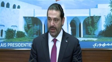 PM Hariri rescinds resignation as government agrees to stay out of conflicts in Arab countries