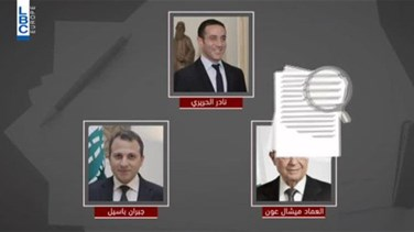 REPORT: How Aoun, Bassil and Nader Hariri managed the resignation crisis?