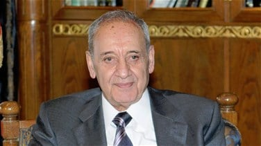 Berri calls for holding general parliamentary session