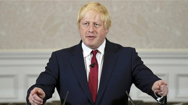 Jerusalem should be shared capital, UK's Johnson tells Palestinian foreign minister