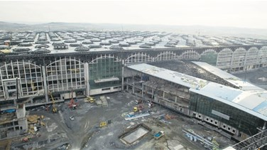 Turkey's largest airport will open in October - transport minister