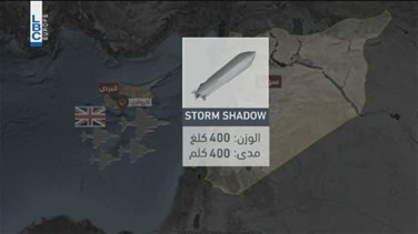 REPORT: What types of missiles were used in strikes on Syria?