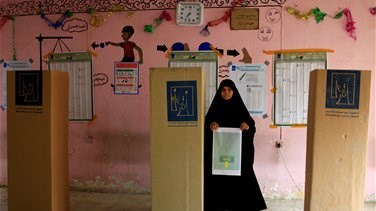 Iraq names judges to take over elections commission