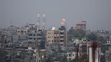 Israeli strike kills two Hamas militants in Gaza