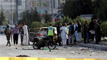 Islamic state claims responsibility for an attack in Kabul -Amaq