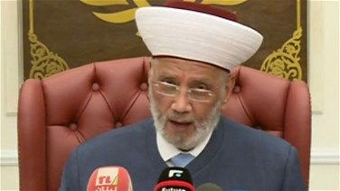 Mufti Darian: Lebanon is a major economic, financial and social crisis