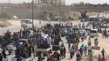 More than 30,000 displaced in Syria's Idlib in latest offensive - UN