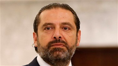 Hariri: I submitted to Aoun a Cabinet lineup formula
