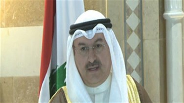 Kuwaiti ambassador says Salem Zahran's statements will not affect Lebanese-Kuwaiti ties