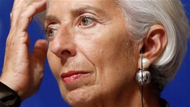 IMF chief attending Saudi conference, watching for news of journalist