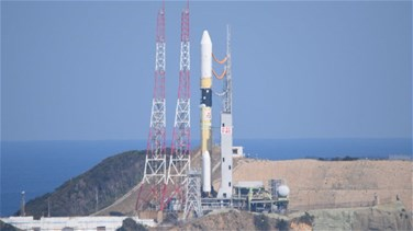 Japan launch satellites into orbit, include UAE's first