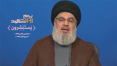 Nasrallah sends heated messages to Jumblatt, Hariri and Lebanese Forces on cabinet formation issue