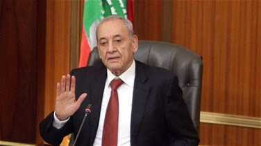 Speaker Berri discusses Arab and Palestinian developments in meeting with Hamas delegation ​