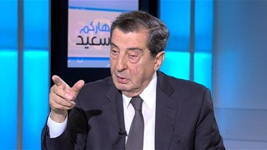 Ferzli to LBCI: Aoun does not want to make a battle against Hariri