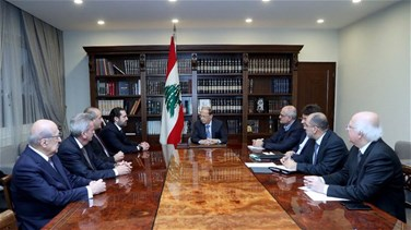 Hassan Khalil after Baabda meeting: Public debt restructuring not proposed