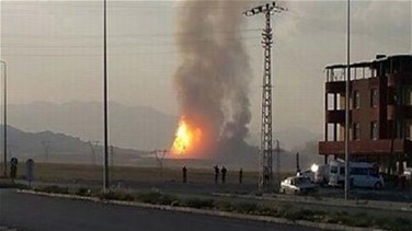 At least two killed in Iran gas pipeline explosion - ISNA