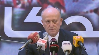 Rifi: Reconciliation with Hariri is a stand against those who accuse our sect of corruption ​