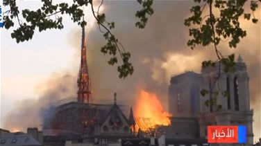 Opinions divided over Notre Dame fire, which is not the first to target churches in France